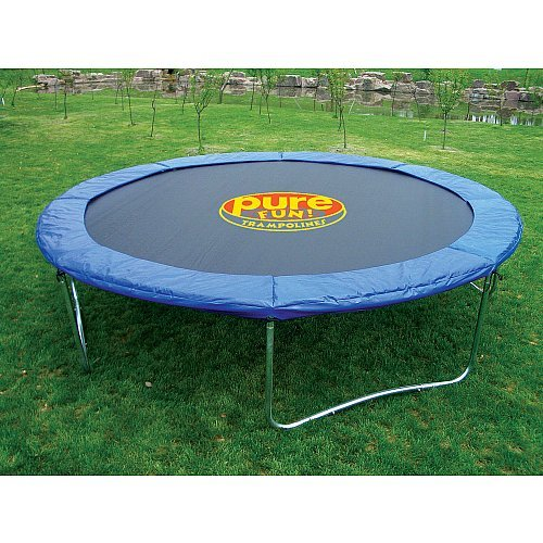 pure 14 feet trampoline trampoline 0 0 Pure Fun 14 Foot Trampoline