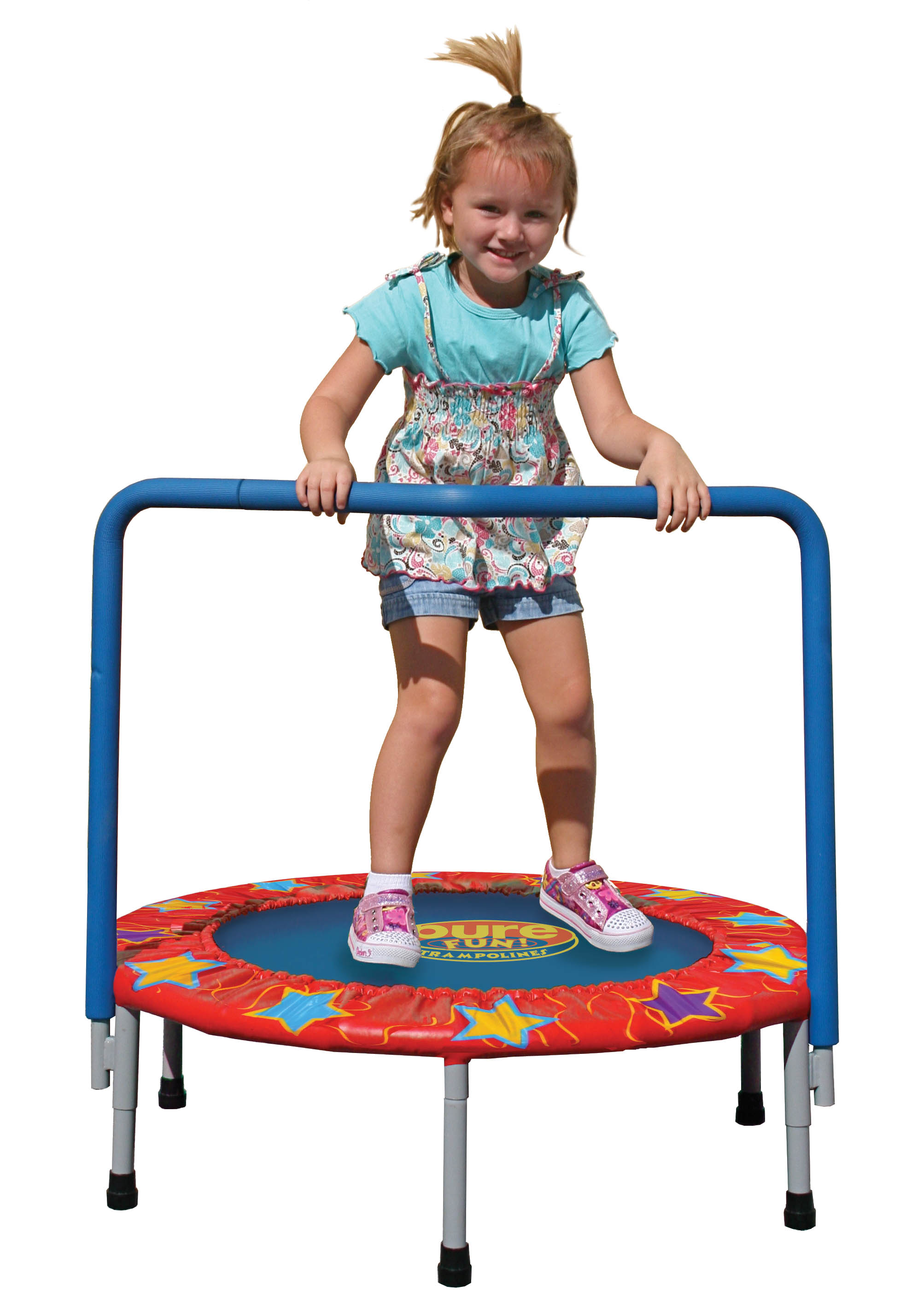 Pure Fun Kids 36 inch Mini Trampoline Mini Trampoline 0 0 Pure Fun Kids 36 inch Mini Trampoline