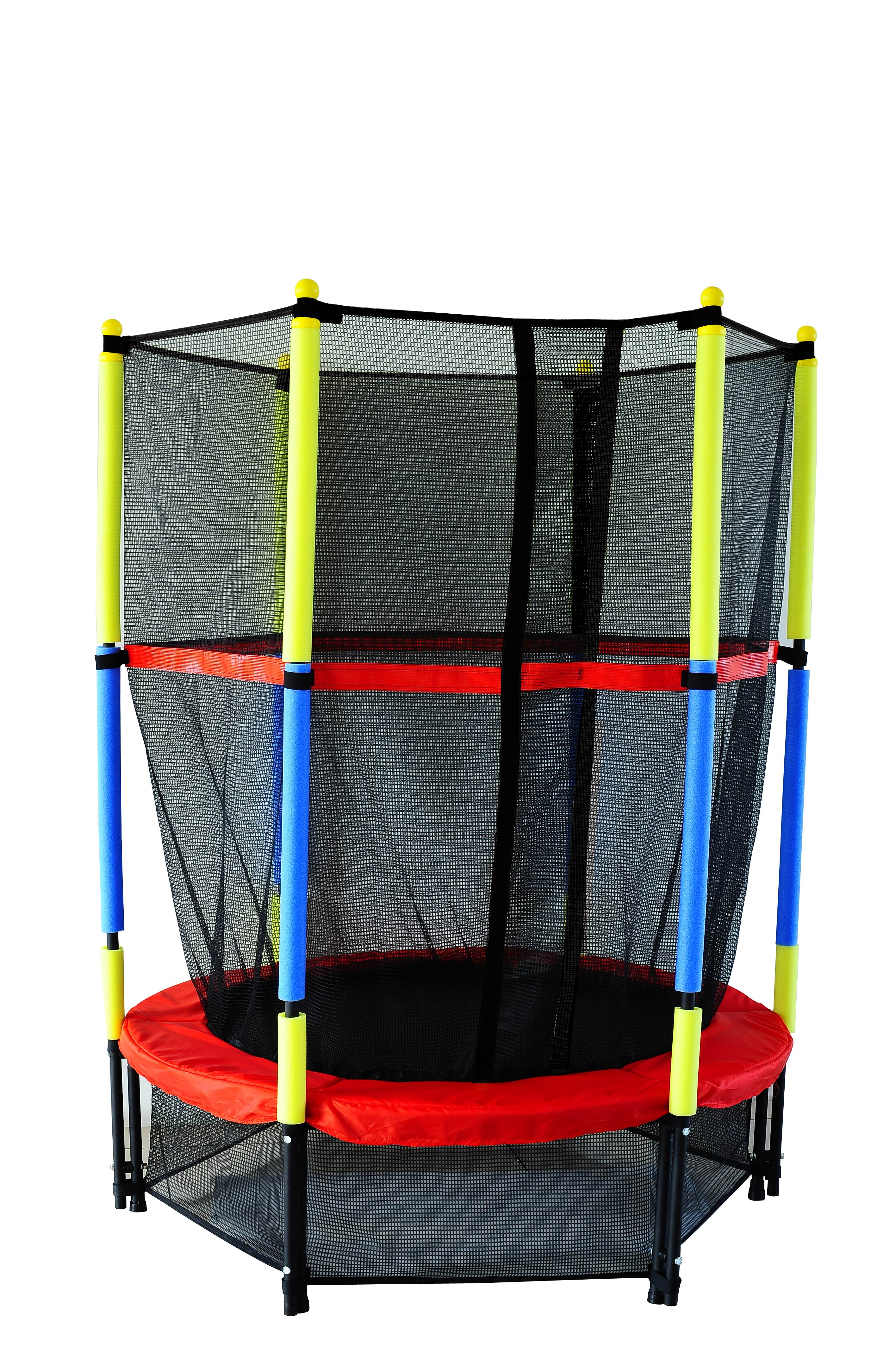 Sunny Health and Fitness Trampoline and Enclosure Mini Trampoline 0 0 Sunny Health and Fitness Trampoline and Enclosure