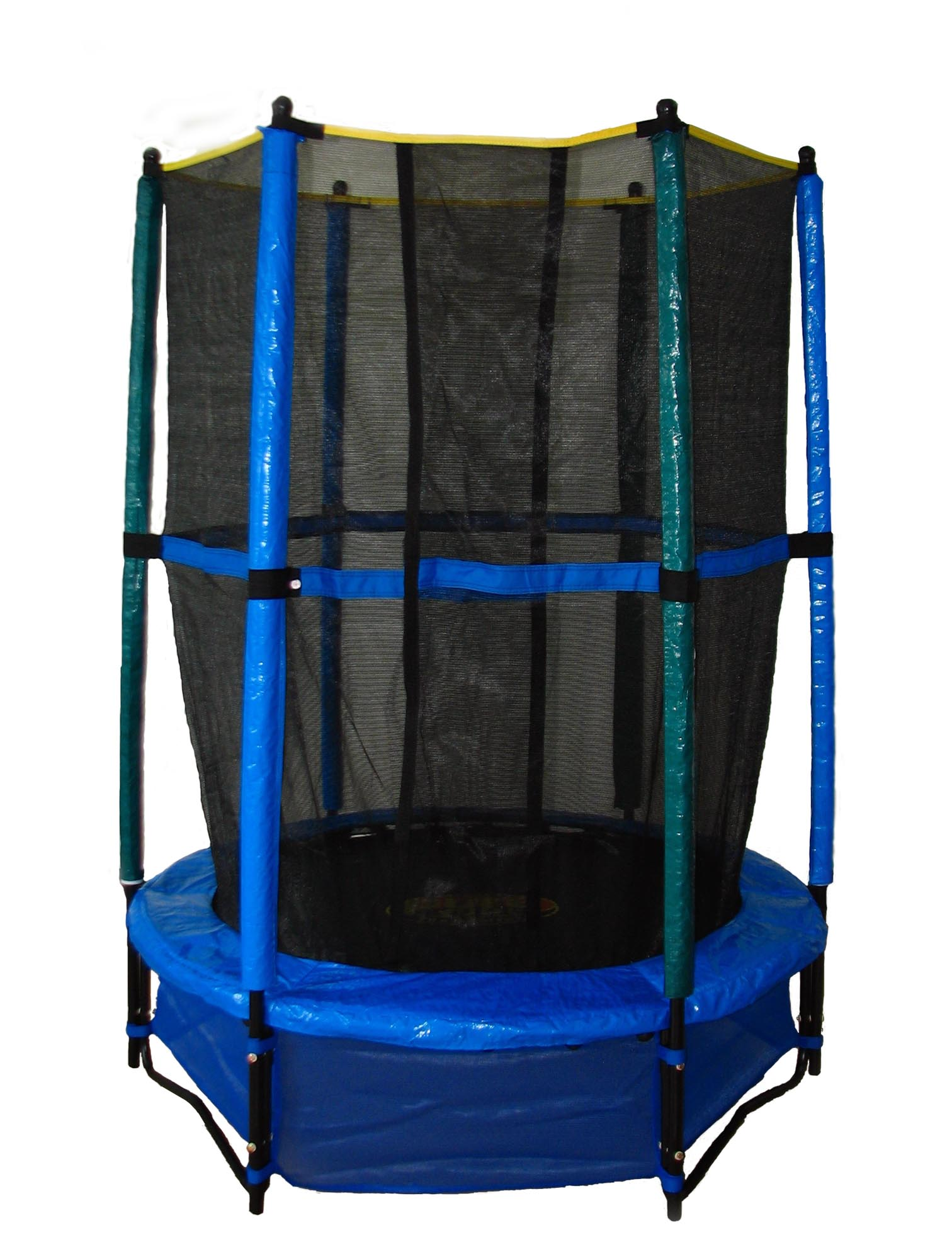 pure fun 55 inch trampoline and enclosure set mini trampoline 0 0 Pure Fun 55 Inch Trampoline and Enclosure Set