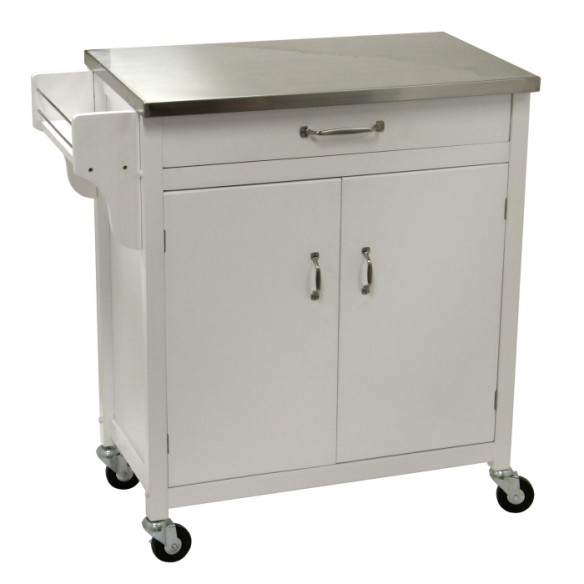 Magnificent Stainless Steel Kitchen Island Cart 584 x 584 · 30 kB · jpeg