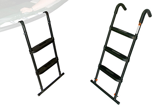 JumpSport SureStep Trampoline Ladder  3 Step  Trampoline Accessory 0 0 JumpSport SureStep Trampoline Ladder (3 Step)