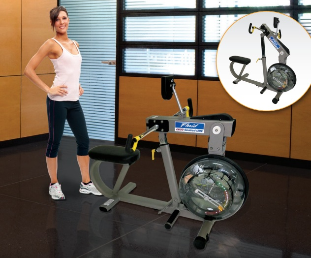 First Degree Fitness E620 Seated Fluid UBE Upper Body Ergometer 0 0 Ayurveda Therapy For A Lovely Skin And A Healthy Body And Mind