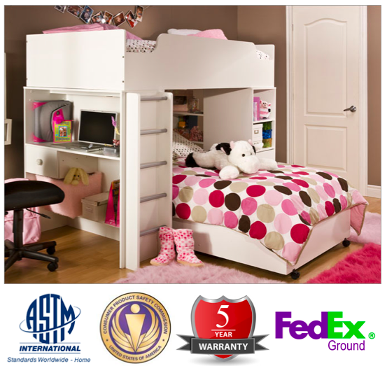 Nightstand With 3 Drawers In White Color Bed Mattress Sale