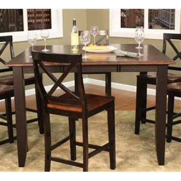 dining table square dining table 54 inch. Black Bedroom Furniture Sets. Home Design Ideas