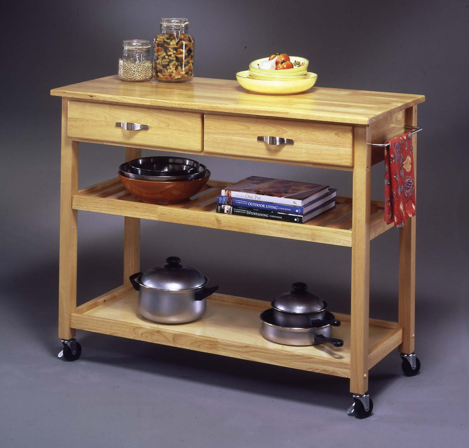 solid wood kitchen island cart solid wood kitchen cart 25916